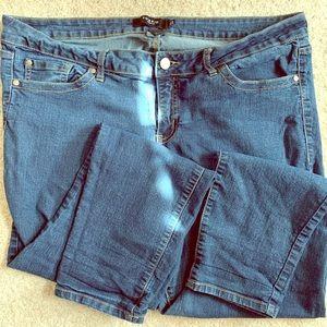 """Girl, you got good jeans!"" - everyone"